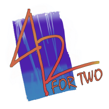 Логотип для сайта www.for2.com.ua