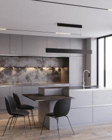 Дизайн интерьера квартиры в г. Гамбург
