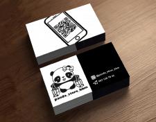 """Визитная карточка""""Panda_store_khm"""""""