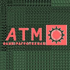 Логотип компанії АТМ