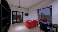 Дизайн интерьера апартаментов гостиницы