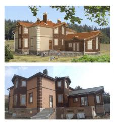 Дом в Хотове