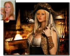 Монтаж. Пиратка