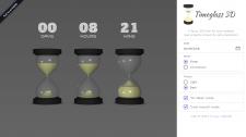 Timeglass 3D