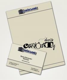 визитка+бланк