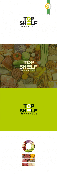 Логотип для TOP SHELF IMPORT LLC