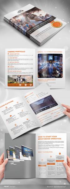 """Брошюра """"Sportsbookcloud"""""""