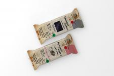 Этикетка на крафт-бумаге для мармелада