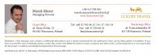 E-mail письмо для компании Luxury Travel