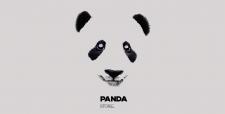 """Дизайн визитки для магазина """"Panda shop"""""""