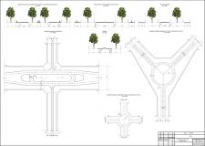 Профили и развязки улиц
