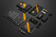 Дизайн фирменного стиля для TOUGHBOX