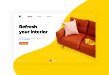 Furniture e-shop