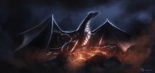 Иллюстрации 'Dragon'