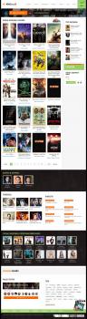 Создание сайта-кинотеатра