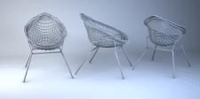 Сетчатое кресло для отдыха