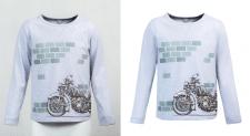 Обработка одежды для ИМ