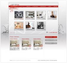 сайт мебельного салона_каталог