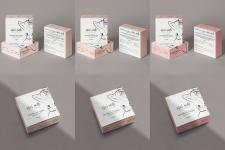 Дизайн упаковки для линейки товаров