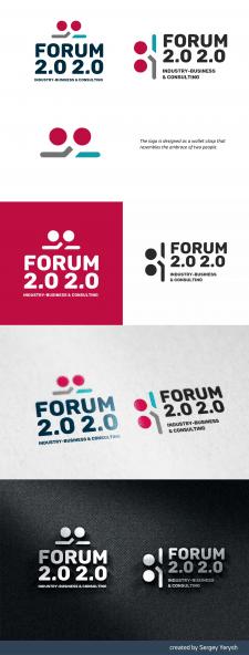 Логотип для форума бухгалтеров