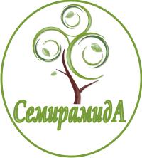 Логотип для ландшафтного центра