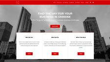 Сайт юридической компании Evris.law