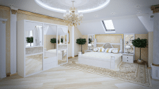 DESIGN HOUSES IN ART DECO STYLE