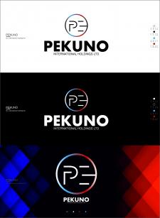 Логотип Pekuno