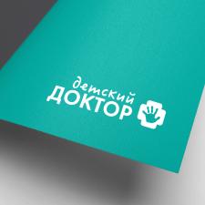 логотип марки уходовой косметики для детей