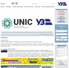 Тестирование сайта uz.gov.ua
