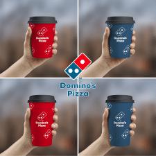 """Конкурсная работа """"Дизайн стаканчиков Dominos"""""""