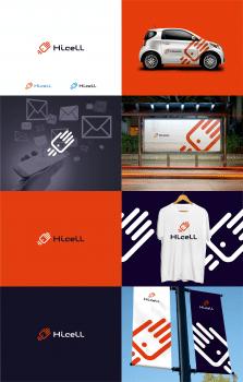 Разработка логотипа для Hicell