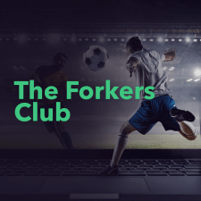 Разработка сайта The Forkers Club