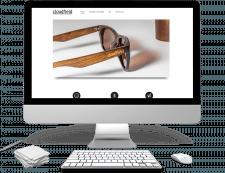 CloudField - сайт продажи очков