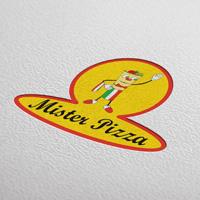 Нейминг и логотип для пиццерии