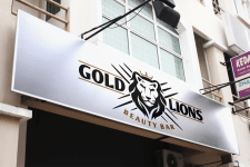 Gold Lions logo