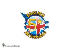 "Логотип - ""English"""