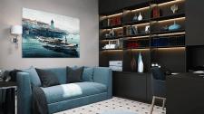 Кабинет - личное пространство для хозяина дома