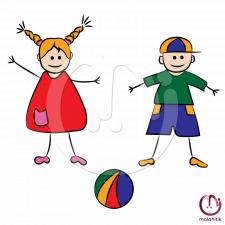 Пиктограммка для детского сада