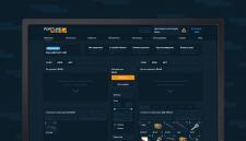 Дизайн сервиса по продаже скинов для CS:GO и Dota