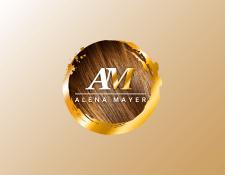 Логотип для студии наращивания волос (Instagram)