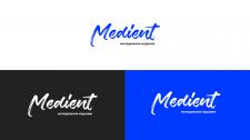 Логотип молодежного издания Medient