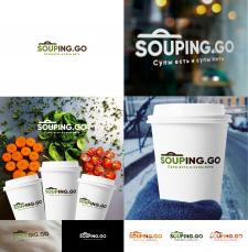 Логотип для SOUPING.GO