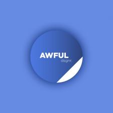Лого Awful