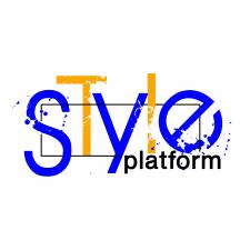 Лого для интернет-платформы стиля