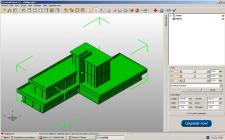 Визуализация строения  в 3Д