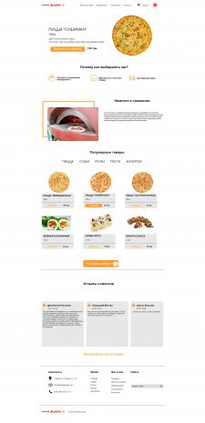 Дизайн Ресторана Пица Хата