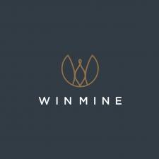 Логотип для WIN MINE