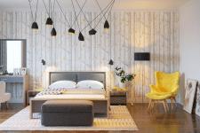 Интерьеры частного дома в Киевской области