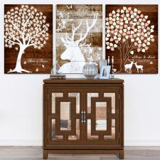 Декоративный набор с комодом Gregson Cabinet